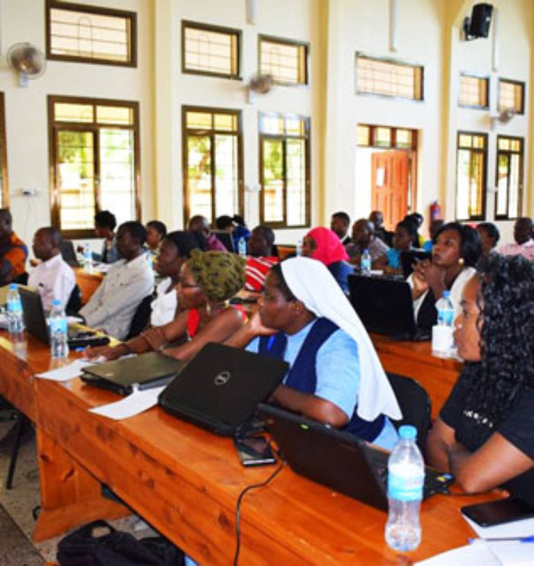 Mid-term Review Session of Rural Dispatch
