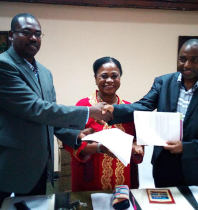 TMF awards Zanzibar Leo TZS167 million