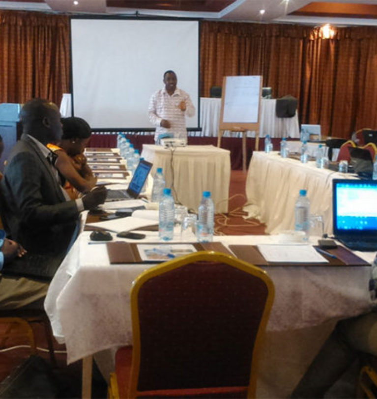 TMF grantees attend academy on quality and sustainability