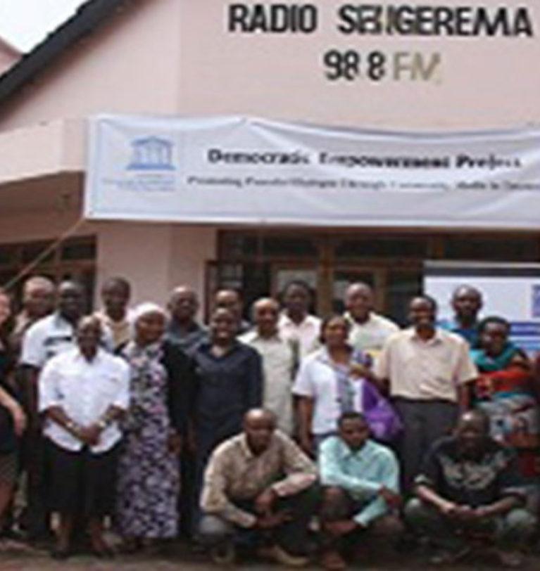 Radio Sengerema's Media Enhancement Project
